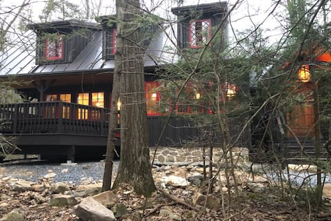 Kittatinny Ridge Retreat