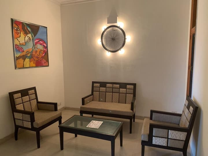 3 BHK Service Apartment