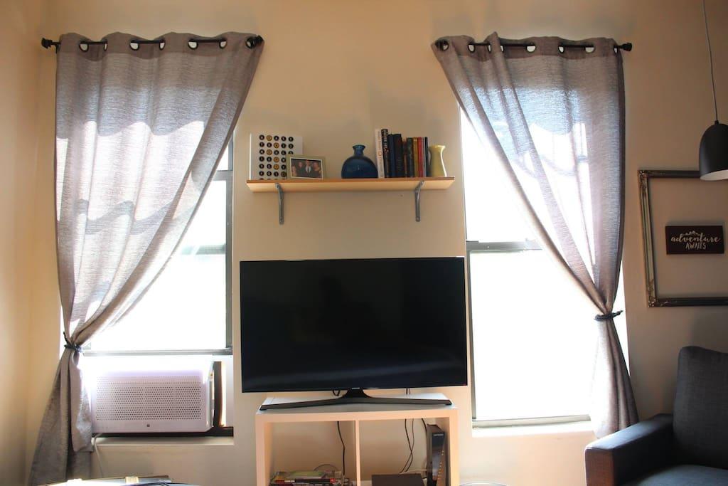 Private Bedroom Smart TV