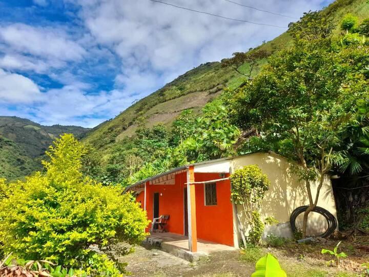 Casa Finca ubicada en zona rural de Linares Nariño