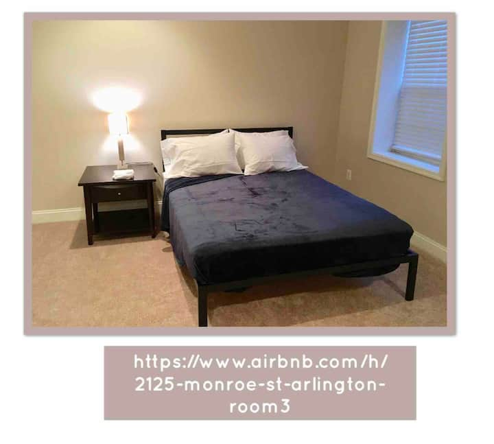 Spacious Modern Guest Room (No. 3)