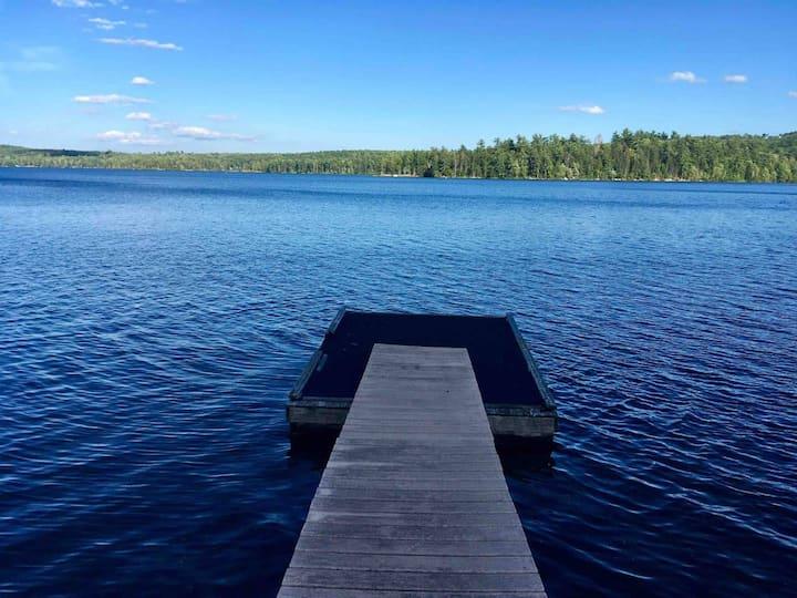 The Pearl of Lake Saint George