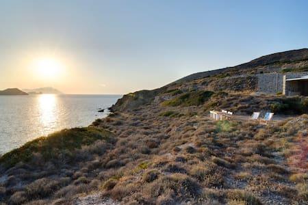 skinopi lodge - Milos - Villa
