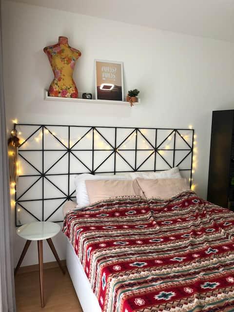 Apartamento super agradável em Caratinga