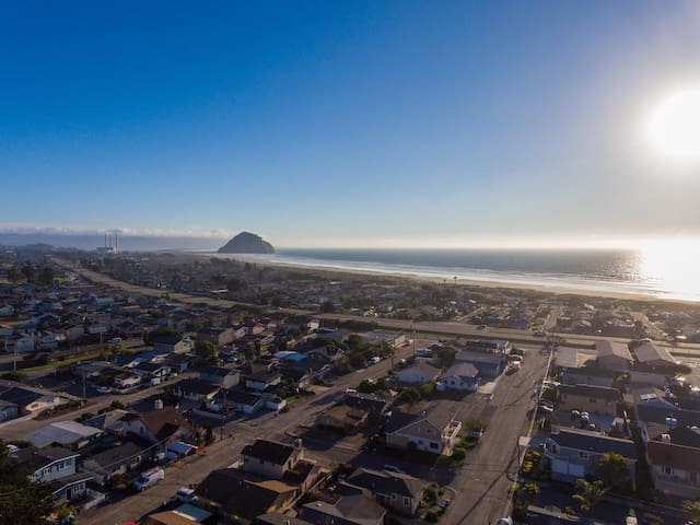 Ocean and Rock Views - Morro Bay - Morro Bay - Casa