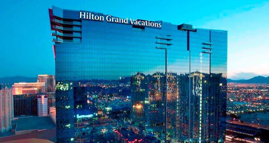 Hilton's Elara - No Resort/Parking Fee