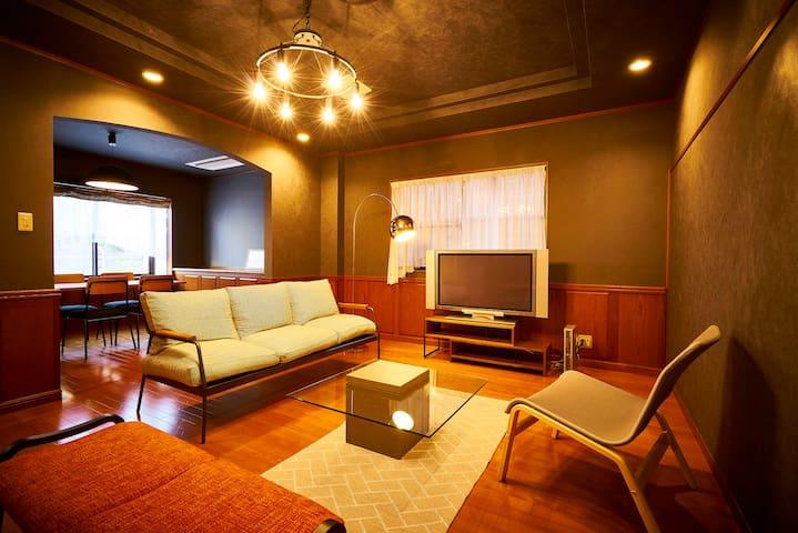 2F-Twin*Gorgeous House*Nijo Castle/WiFi!(Rokujo)#6