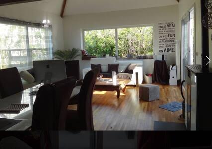 Jolie chambre dans jolie maison - Le Plessis-Trévise - House