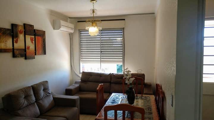Apartamento completo no centro de Canoas- RS