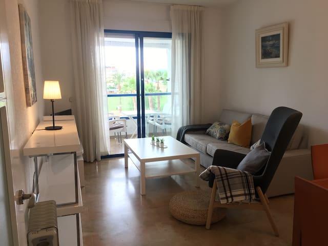 Albir Azul - Apartamentos con 2 dormitorios. Apt.1