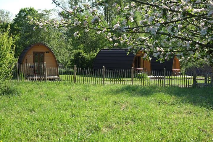 Camping Pod 'Haaghoek'