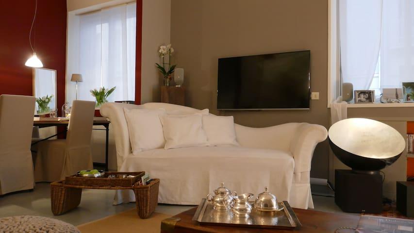 Luxury apartment wonderful position - Como - Wohnung