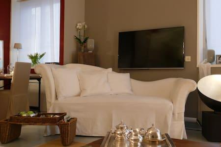 Luxury apartment wonderful position - Como - Apartment