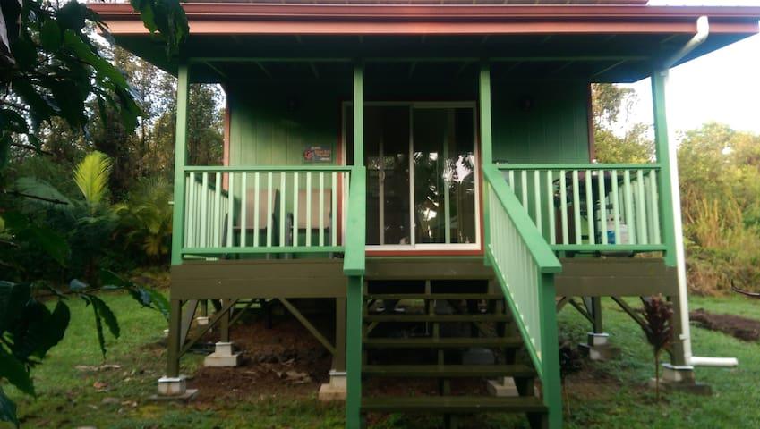 Lucky's Laulima Coffee Farm - Mountain View - House