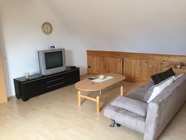 3-Zi.Wohnung in Bissendorf/Wedemark