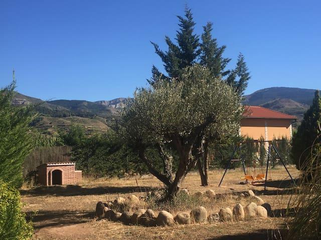 Casa de campo cerca de Logroño - Albelda de Iregua - House