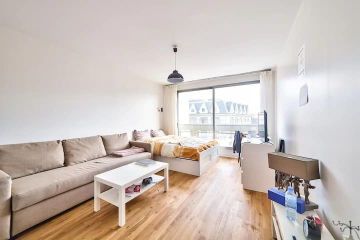 Fabuleux appartement en plein coeur de Paris