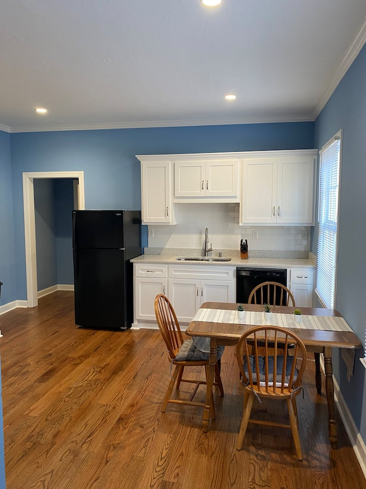 NEWLY renovated 1 Bed Apt in Downtown Augusta