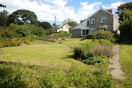 Spacious detached Cornish House - Camelford - Maison