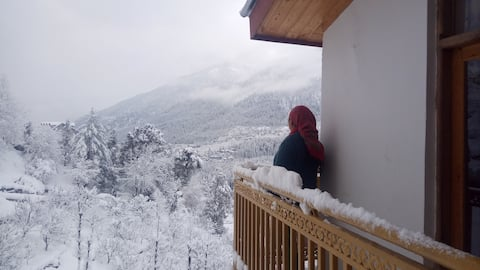 North Himalayan Retreat Home Stay Koshla Manali
