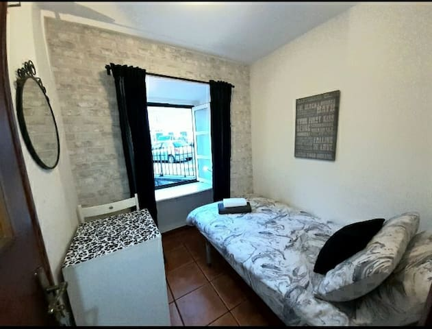 Room in Lisbon's heart next Avenida da Liberdade!