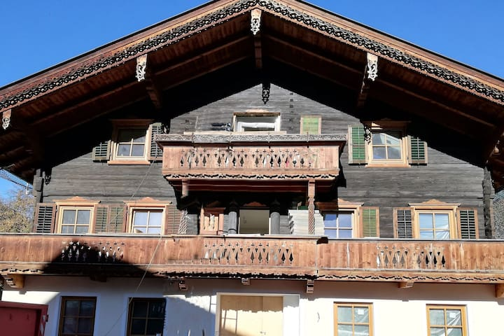 Apartamento elegante en Tirol cerca de la estación de esquí