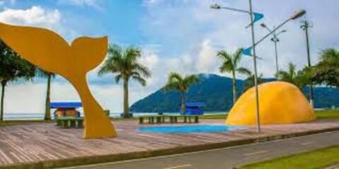 Casa Praia Bertioga/SP a partir de R$80 por pessoa