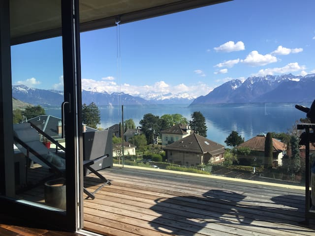 171 Amazing apartment in Cully - Bourg-en-Lavaux - Apartment