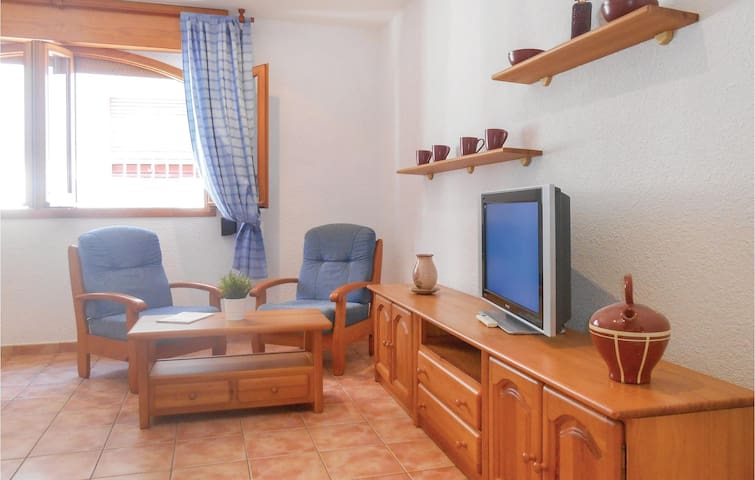 Holiday apartment with 1 room on 26m² in Tossa de Mar
