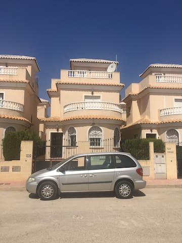 Villa Del Palmeral