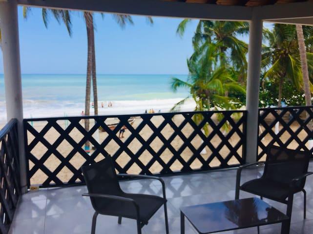 Palomino Beach House, OceanView/AC/Private Bath #1