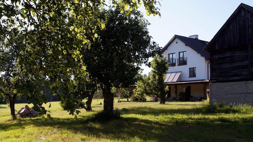 Villa Podlachia - 2 os. pokój z łazienką. - Wierzbice Górne