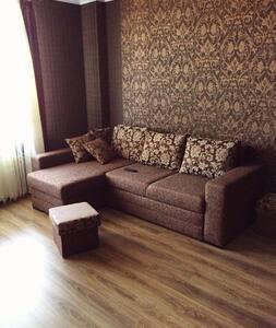 Просторная квартира, уютные комнаты.
