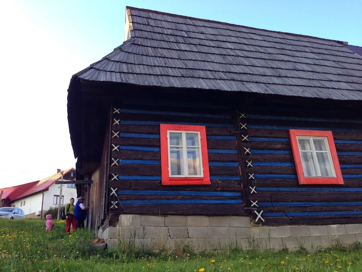 Charming cabin in High Tatras