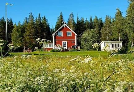 Hammarkulla - en mysig gård i Västerbotten