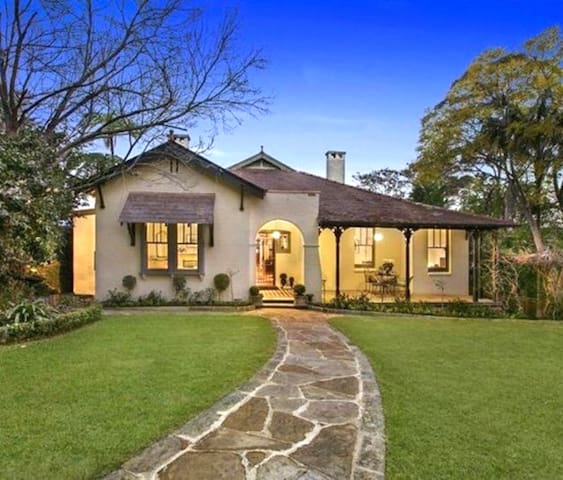 Stunning Home in Lindfield - close to train, shops - Lindfield