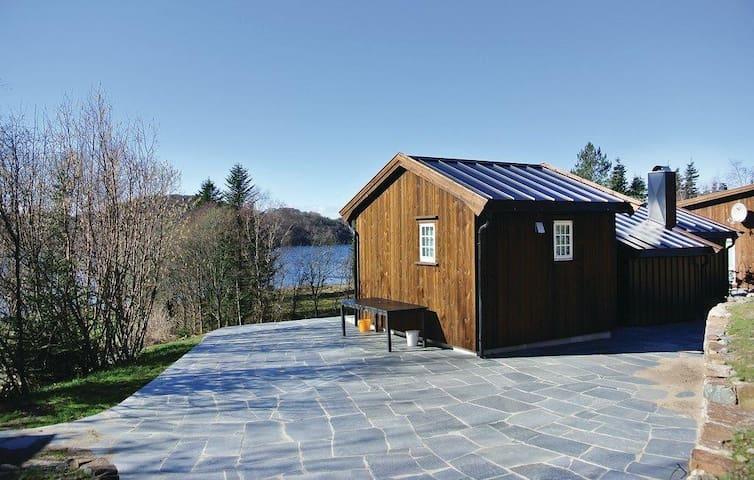 Liten Hytte Kjørrefjord