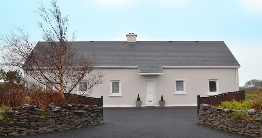 Holiday Home, Dungegan Village, Ballinskelligs - Ballinskelligs - Casa