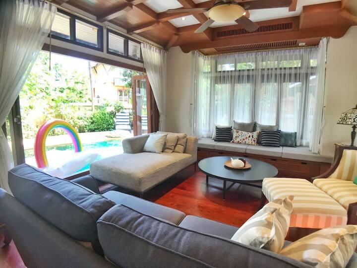 long VipHouse & Dharawadi Villa 118/18