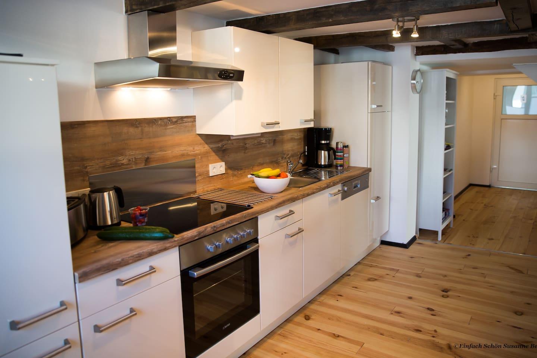Wellness-Ferienhaus Einfach Schön Am Wasserfall - Houses for Rent in ...