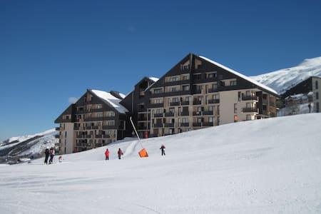 Appartement 2 pièces - 6 personnes aux Ménuires - Saint-Martin-de-Belleville - Condominium