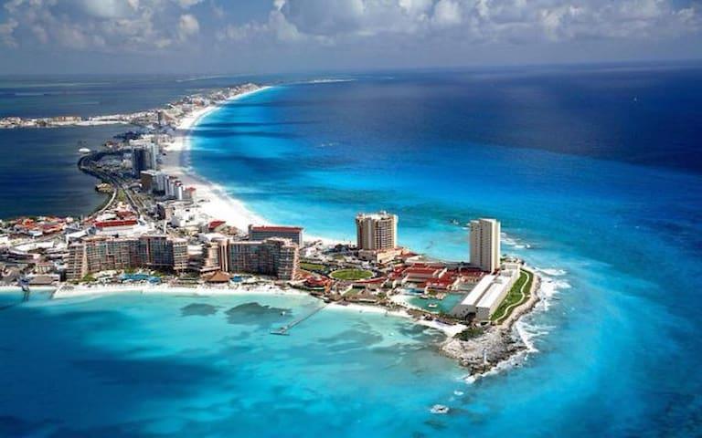 La casa ideal - Cancún - House
