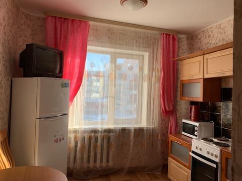 ГОРНЫЙ ВОЗДУХ. Комфортная квартира для приезжих!!!