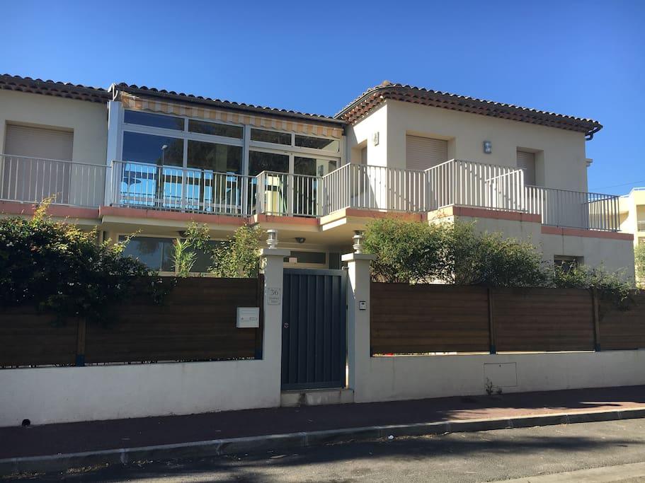 Villa 'Residence Dulys' 36 Rue Dulys