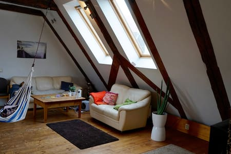 Private cosy room in Old Town with Sauna - Riga - Wohnung