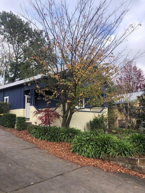 The Blue House Leura