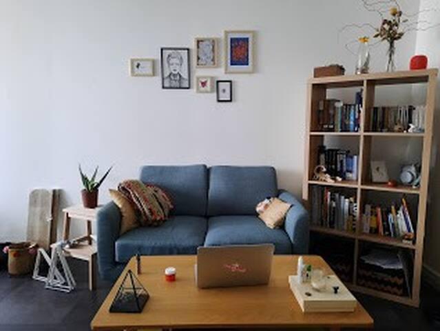 Joli studio au centre de Paris