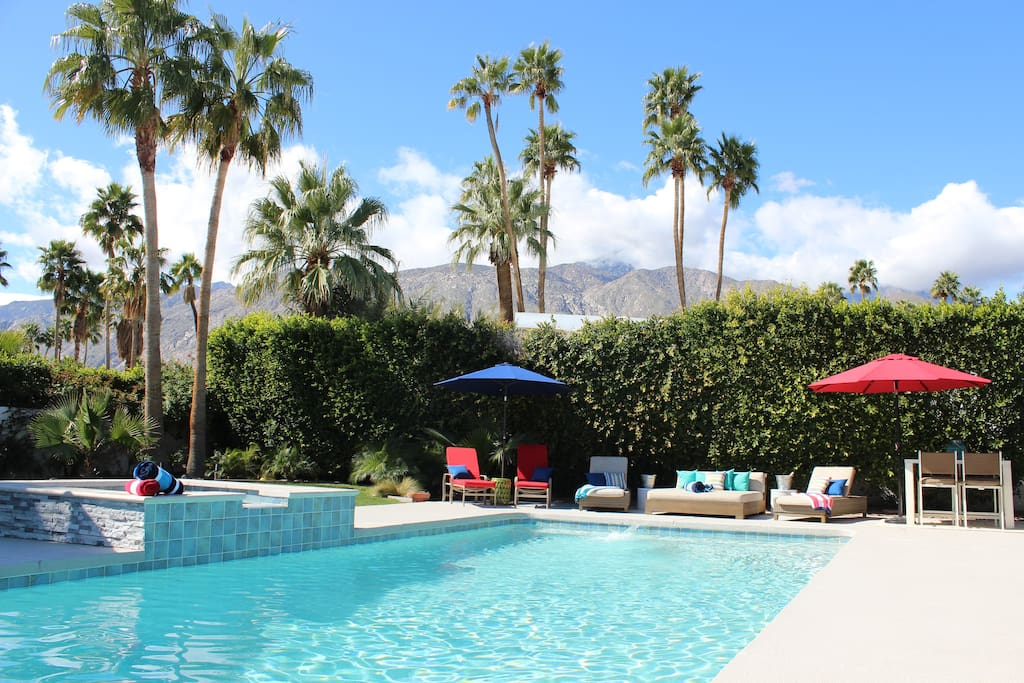 Your Very Own Private Oasis in the Beautiful Palm Springs Desert!