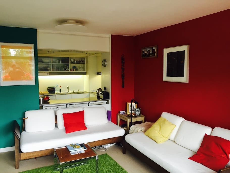 Central London One Bedroom Flat With Lakeside View Apartments For Rent In London England
