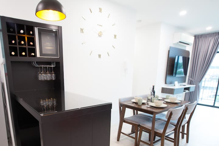 🌲 Cozy Apartment in Kuching City | Super Clean🎖